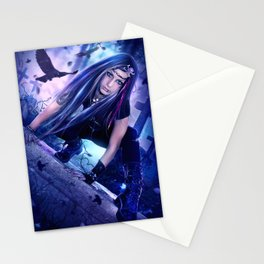 Darkness Falls Stationery Cards