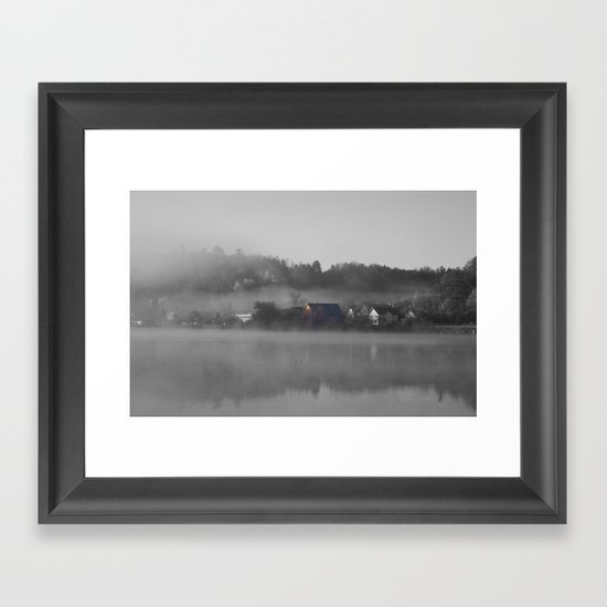 Wakefield Bay Framed Art Print