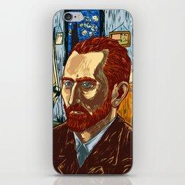 Van Gogh iPhone Skin
