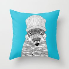 GIVE IT BACK Throw Pillow