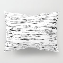 Curious Birch Pillow Sham