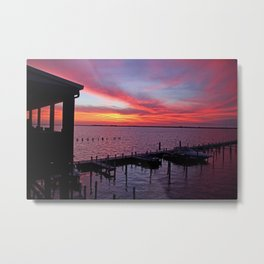 Barely a Breath Metal Print