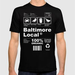 Baltimore Local T-shirt