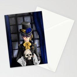 Ciel Phantomhive Stationery Cards