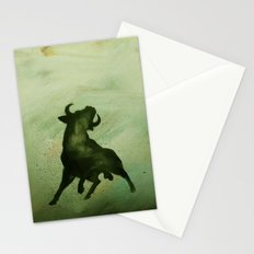 TRK - Bull Stationery Cards