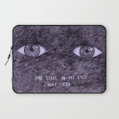 Stars in my eyes. Laptop Sleeve