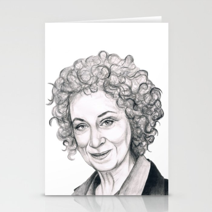 Margaret Atwood Stationery Cards