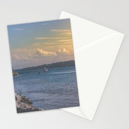 Sometimes Heaven Stationery Cards
