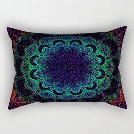 Cosmosis Rectangular Pillow