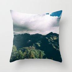 Telluride Colorado Throw Pillow