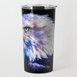 The eagle eye Travel Mug
