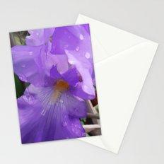 Iris Dew Stationery Cards