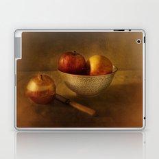 Still life with apples Laptop & iPad Skin