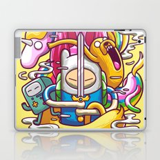 Ready for a Great Adventure  Laptop & iPad Skin