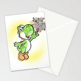 Yoshi Wonderland !  Stationery Cards
