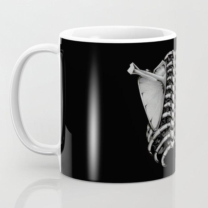 PeopleBack Bone silver  Coffee Mug
