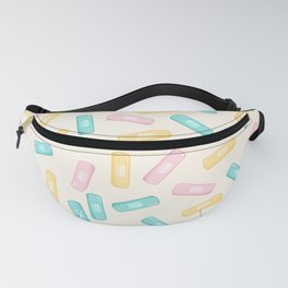 Pastel Plasters Fanny Pack