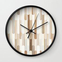 Sweet Autumn Wall Clock