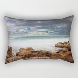 Florida Zen Rectangular Pillow
