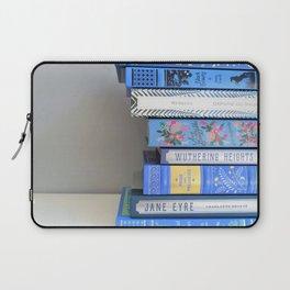 Shelfie in Blue 1 Laptop Sleeve