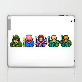 RPG Sprite Wizards Laptop & iPad Skin