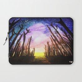 Twilight Woods Laptop Sleeve