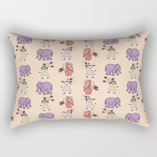 pattern 13 Rectangular Pillow