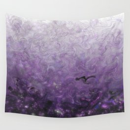 The Contrast of Feelings Wall Tapestry
