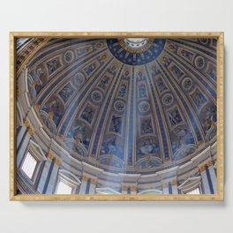 St. Peter's Basilica Serving Tray