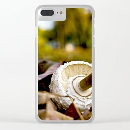 Where Is Alice? Clear iPhone Case