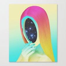 Galexia Canvas Print