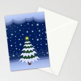 Christmas fairytale Stationery Cards