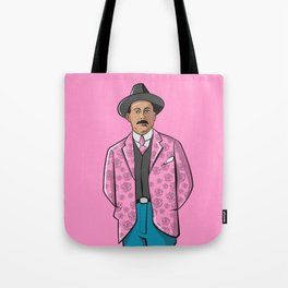 Jose Gregorio Hernandez POP - TrincheraCreativa Tote Bag
