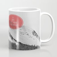 best friend Mugs featuring best friend by Jesse Robinson Williams