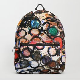 Eyeshadows Backpack