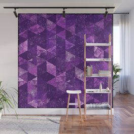 Abstract Geometric Background #35 Wall Mural
