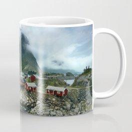 Lofoten Landscape - Norway Coffee Mug