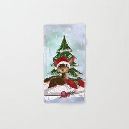Christmas Present Hand & Bath Towel