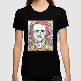 Edgar Allan Poe Vintage gift T-shirt