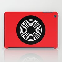 the shining iPad Cases featuring Shining by Aurelie Scour
