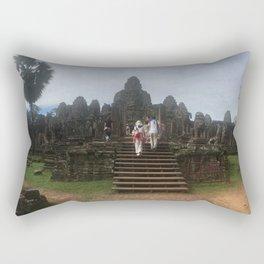 Angkor Wat Temples Rectangular Pillow