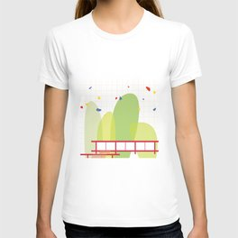 architecture - mies van der rohe T-shirt
