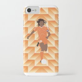 Ruud Gullit Holland '88 Jersey iPhone Case