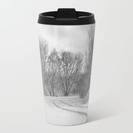 Man vs. Nature 1 Travel Mug