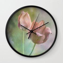 Spring Splash Wall Clock