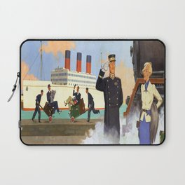 Abroad Laptop Sleeve