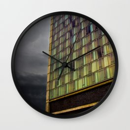 Living above the High Line Wall Clock