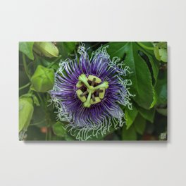 Asymmetry Metal Print