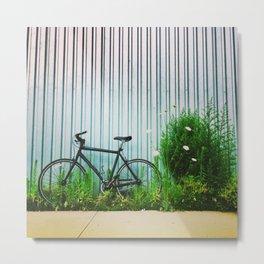 Ride bikes. Metal Print