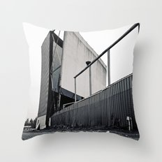 Theater angle Throw Pillow